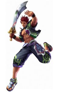 Rating: Questionable Score: 3 Tags: kawano_takuji male soul_calibur sword weapon yun-seong User: Yokaiou