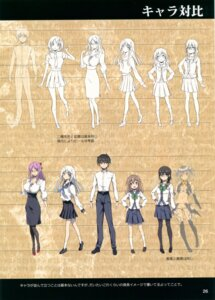 Rating: Safe Score: 8 Tags: business_suit cropme kikurage no_bra seifuku sketch User: kiyoe
