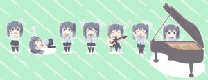 Rating: Questionable Score: 12 Tags: chibi guitar love_live!_nijigasaki_high_school_idol_club seifuku shirt_lift tagme takasaki_yuu thighhighs undressing User: saemonnokami