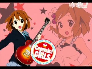 Rating: Safe Score: 4 Tags: hirasawa_yui k-on! seifuku wallpaper User: withul