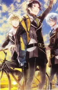 Rating: Safe Score: 5 Tags: kazuaki kinose_azusa male starry_sky User: Radioactive