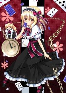 Rating: Safe Score: 43 Tags: alice_in_wonderland alice_margatroid cosplay dress headphones koi shanghai touhou User: Nekotsúh