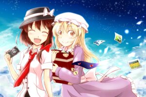 Rating: Safe Score: 5 Tags: maribel_han tamasan touhou usami_renko User: Minacle
