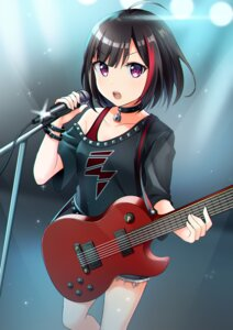 Rating: Safe Score: 34 Tags: bang_dream! guitar mitake_ran yuusa User: Mr_GT