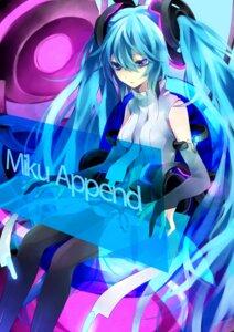Rating: Safe Score: 21 Tags: hatsune_miku miku_append vocaloid vocaloid_append yuzuki_karu User: charunetra