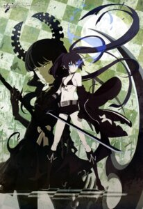 Rating: Safe Score: 33 Tags: bikini_top black_rock_shooter black_rock_shooter_(character) dead_master horns matsuo_yuusuke vocaloid User: Aurelia