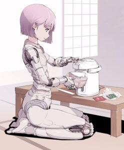 Rating: Safe Score: 42 Tags: mecha_musume sukabu User: Radioactive