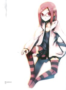 Rating: Safe Score: 7 Tags: kei megane thighhighs User: fireattack