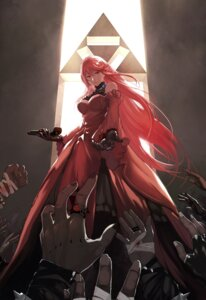 Rating: Safe Score: 57 Tags: bandages blood dress gun pixiv_fantasia_t realmbw User: Mr_GT