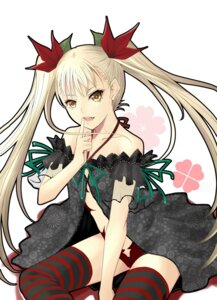 Rating: Questionable Score: 31 Tags: dance_in_the_vampire_bund illusionk lingerie loli mina_tepes thighhighs User: Radioactive