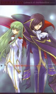 Rating: Safe Score: 15 Tags: c.c. code_geass crease disc_cover kimura_takahiro lelouch_lamperouge ricca screening User: yumichi-sama