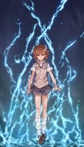 Rating: Safe Score: 38 Tags: misaka_mikoto puma_(hyuma1219) seifuku to_aru_majutsu_no_index User: Mr_GT