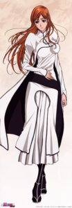 Rating: Safe Score: 25 Tags: bleach dress inoue_orihime stick_poster User: draxdrilox