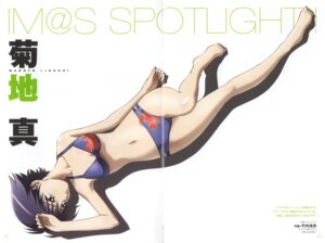 Rating: Safe Score: 5 Tags: bikini crease kikuchi_makoto swimsuits takeuchi_hiroshi the_idolm@ster xenoglossia User: admin2