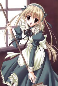 Rating: Safe Score: 27 Tags: dress maid nanao_naru User: avrild12