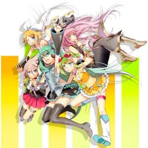 Rating: Safe Score: 28 Tags: gumi hatsune_miku ia_(vocaloid) kagamine_rin megurine_luka murakami_yuichi thighhighs vocaloid User: fairyren