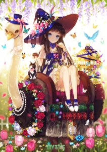 Rating: Safe Score: 74 Tags: dangmill dress heels neko witch User: Aneroph