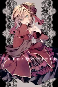 Rating: Safe Score: 18 Tags: crossdress dress kagamine_len macco male trap vocaloid User: charunetra