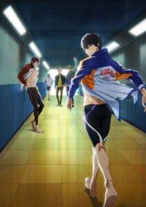 Rating: Safe Score: 4 Tags: free! male matsuoka_rin nanase_haruka swimsuits tachibana_makoto User: blooregardo