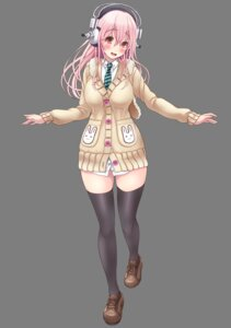 Rating: Safe Score: 28 Tags: headphones pantsu seifuku sonico super_sonico thighhighs transparent_png v-mag User: RyuZU