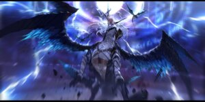 Rating: Safe Score: 19 Tags: armor granblue_fantasy monster swd3e2 sword User: Arsy