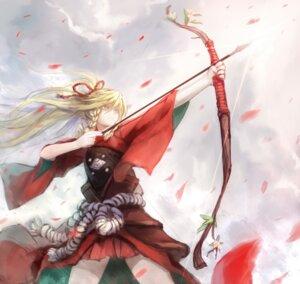 Rating: Safe Score: 30 Tags: japanese_clothes pixiv_fantasia pixiv_fantasia_sword_regalia ryuuzaki_itsu weapon User: fairyren