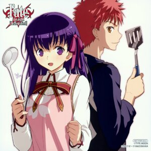 Rating: Questionable Score: 16 Tags: emiya_shirou fate/stay_night fate/stay_night_heaven's_feel matou_sakura type-moon User: 逍遥游