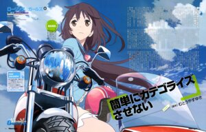 Rating: Safe Score: 30 Tags: mimata_hiroshi moritomo_nozomi rolling_girls User: drop