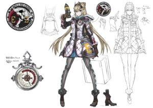 Rating: Safe Score: 24 Tags: character_design heels honjou_raita pantyhose rayleigh_miller sketch valkyria_chronicles_4 User: NotRadioactiveHonest