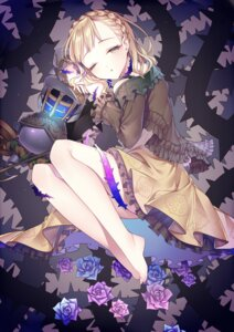 Rating: Safe Score: 38 Tags: briar_rose_(sinoalice) dress feet may_(2747513627) sinoalice User: Mr_GT
