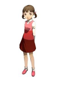 Rating: Safe Score: 8 Tags: doujima_nanako megaten persona persona_4 soejima_shigenori User: Radioactive