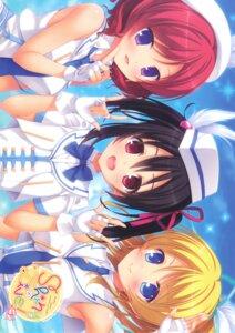 Rating: Safe Score: 31 Tags: ayase_eli hazumi_rio love_live! muririn nishikino_maki takano_yuki yazawa_nico User: Twinsenzw