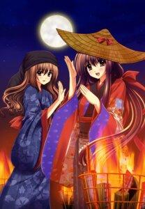Rating: Safe Score: 18 Tags: kimono nishimata_aoi User: fireattack