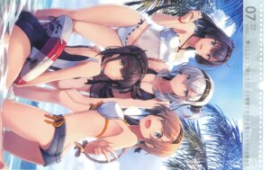Rating: Safe Score: 70 Tags: akizuki_(kancolle) ass bikini calendar cleavage hatsuzuki_(kancolle) kantai_collection school_swimsuit see_through shizuma_yoshinori suzutsuki_(kancolle) swimsuits teruzuki_(kancolle) wet User: 114514sp