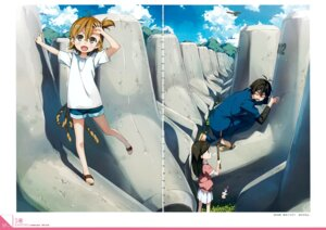 Rating: Safe Score: 25 Tags: 5_nenme_no_houkago barakamon fixme gap kantoku User: Hatsukoi