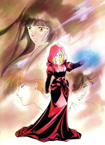 Rating: Safe Score: 5 Tags: kaarua kakinouchi_narumi miyu remunia vampire_princess_miyu watercolor User: Radioactive
