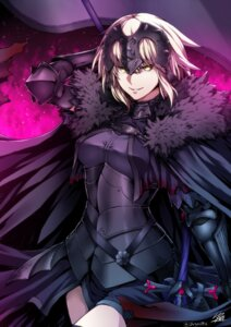 Rating: Safe Score: 43 Tags: armor fate/apocrypha fate/grand_order fate/stay_night ruler_(fate/apocrypha) sword thighhighs yusuki_(fukumen) User: Mr_GT