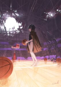 Rating: Safe Score: 32 Tags: basketball reoen swimsuits User: BattlequeenYume
