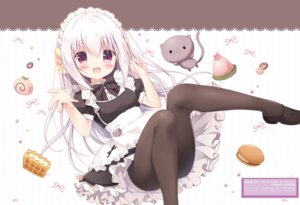 Rating: Questionable Score: 45 Tags: canvas+garden inae_koron maid miyasaka_nako pantyhose User: Twinsenzw