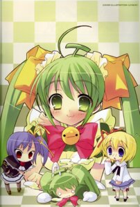 Rating: Safe Score: 11 Tags: black_lemon-chan ito_noizi lemon-chan melonbooks melon-chan User: admin2