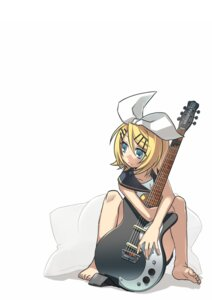 Rating: Safe Score: 4 Tags: guitar kagamine_rin ulogbe vocaloid User: charunetra