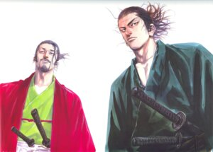 Rating: Safe Score: 1 Tags: inoue_takehiko male vagabond User: Umbigo