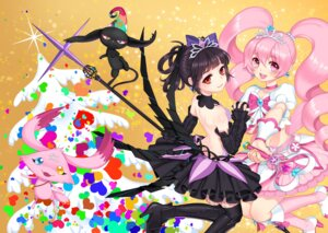 Rating: Safe Score: 26 Tags: 6hp_princess armor black_princess briska fishnets pink_princess weapon User: Radioactive