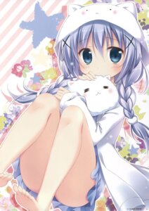 Rating: Questionable Score: 88 Tags: dress feet gochuumon_wa_usagi_desu_ka? kafuu_chino korie_riko tippy_(gochuumon_wa_usagi_desu_ka?) User: Twinsenzw