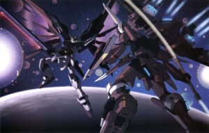 Rating: Safe Score: 13 Tags: destiny_gundam gundam gundam_seed gundam_seed_destiny infinite_justice_gundam mecha sword User: drop