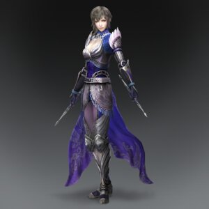 Rating: Safe Score: 9 Tags: armor cg cleavage dynasty_warriors dynasty_warriors_8 pantyhose weapon User: Radioactive