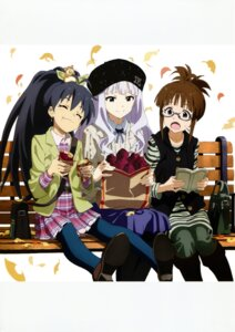 Rating: Safe Score: 28 Tags: akizuki_ritsuko ganaha_hibiki megane pantyhose shijou_takane the_idolm@ster User: animeprincess