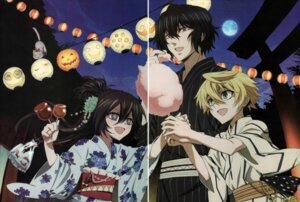Rating: Safe Score: 11 Tags: alice_(pandora_hearts) gap gilbert_nightray oz_vessalius pandora_hearts yukata User: acas