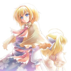 Rating: Safe Score: 13 Tags: alice_margatroid kibushi touhou User: charunetra