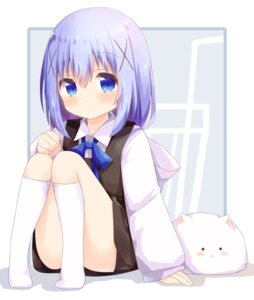 Rating: Safe Score: 13 Tags: gochuumon_wa_usagi_desu_ka? kafuu_chino nakkar seifuku skirt_lift tippy_(gochuumon_wa_usagi_desu_ka?) User: ryoga828